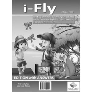 i-Fly Flyers student's book + answers + cd