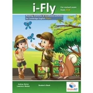 i-Fly Flyers student's book + cd