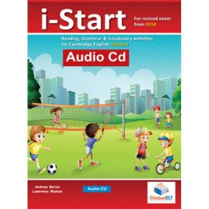 i-Start Starters. Podręcznik + answers + CD
