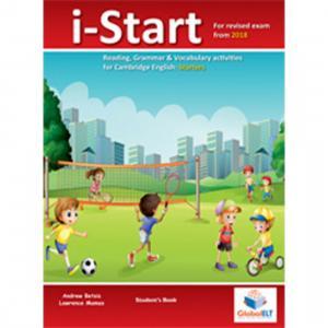 i-Start Starters student's book + cd