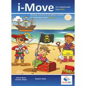 i-Move Movers. Podręcznik + CD + Answers Key