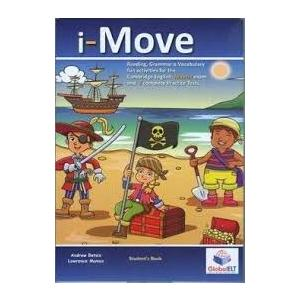 i-Move Movers student's book + cd