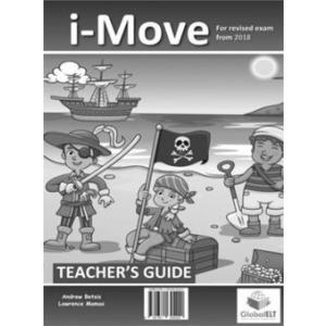 i-Move Movers Teacher's Book + CD