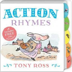 Action Rhymes: My Favourite Nursery Rhymes Board Books