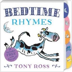 Bedtime Rhymes: My Favourite Nursery Rhymes Board Books