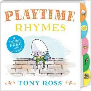 Playtime Rhymes: My Favourite Nursery Rhymes Board Books