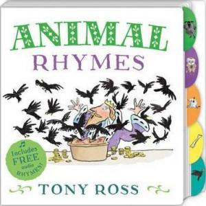 Animal Rhymes: My Favourite Nursery Rhymes Board Books