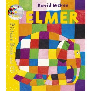 LA Elmer Picture book and CD
