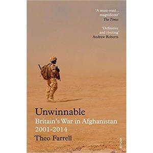 Unwinnable: Britain's War in Afghanistan 2001-2014