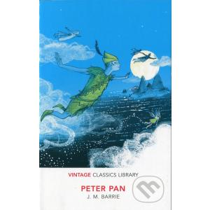 Peter Pan (Vintage Classics Library)
