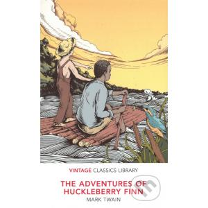 The Adventures of Huckleberry Finn (Vintage Classics Library)