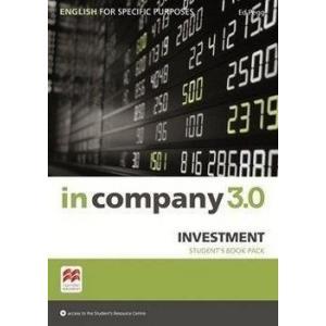 In Company 3.0 ESP. Investment. Podręcznik + Kod Online