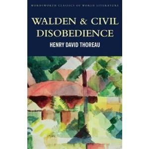 Walden and Civil Obedience
