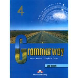 Grammarway 4. Podręcznik z Kluczem