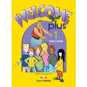 Welcome + 1    Podręcznik + My Alphabet Book