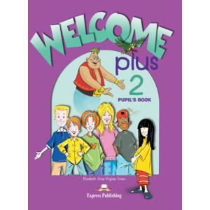 Welcome + 2   Podręcznik