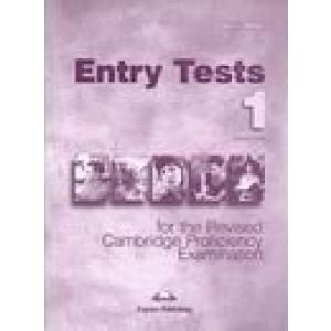 CPE Entry Tests 1 SB New