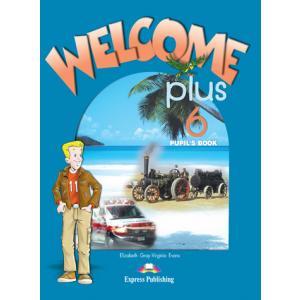 Welcome + 6    Podręcznik