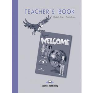 Welcome 3.    Książka Nauczyciela