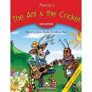 EP Storytime Readers: Ant & the Cricket TB