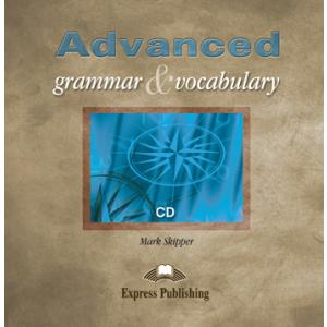 Advanced Grammar and Vocabulary. CD do Podręcznika