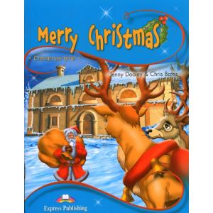 EP Storytime Readers: Merry Christmas SB