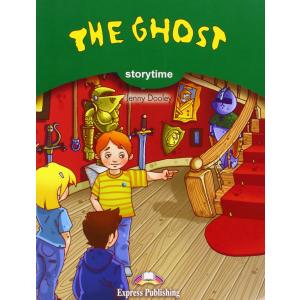 EP Storytime Readers: Ghost SB