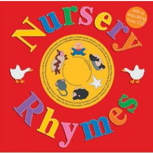 Nursery Rhymes (2nd Edn) with CD : Sing-Along Songs With Cds