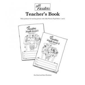 Jolly Phonics. Teacher's Book