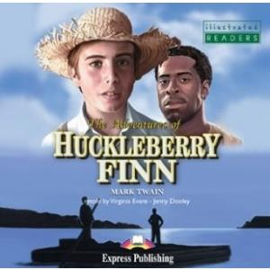 EP Illustrated Readers: Adventures of Huckleberry Finn CD