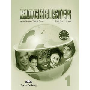 Blockbuster 1.   Książka Nauczyciela (+ Board Games & Posters)