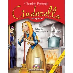 EP Storytime Readers: Cinderella TB