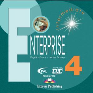 Enterprise 4 DVD