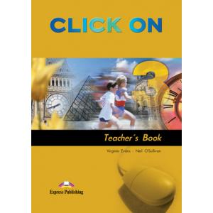 Click On 3 Teacher's Book