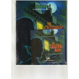 The Creeping Man. Illustrated Readers. Poziom 3