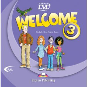 Welcome 3    DVD PAL