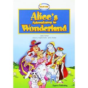 EP Showtime Readers: Alice's Adventures in Wonderland SB