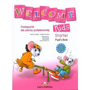 Welcome Kids Starter. Podręcznik + CD