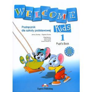 Welcome Kids 1. Podręcznik + CD