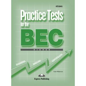 Practice Tests for BEC Higher SB + key