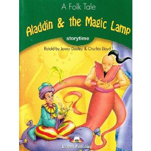 EP Storytime Readers: Aladdin & the Magic Lamp CD OOP