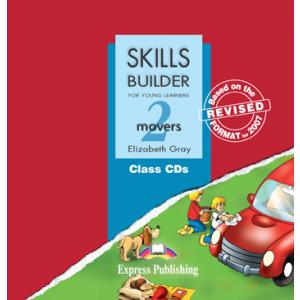 Skills Builder for Young Learners Movers 2. CD do Podręcznika