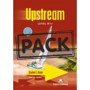 Upstream Level B1+ Student's Book + CD