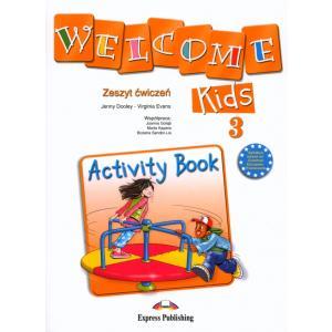 Welcome Kids 3. Ćwiczenia