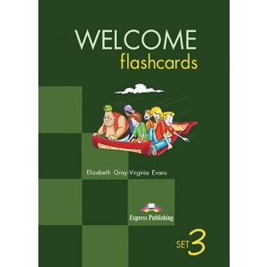 Welcome Friends 3 Flashcards OOP
