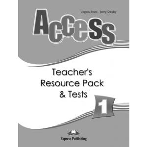 Access 1. Teacher's Resource Pack and Tests