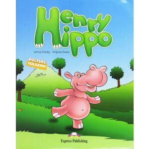 EP Early Primary Readers: Henry Hippo SB