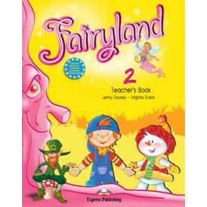 Fairyland 2. Książka Nauczyciela + Plakaty