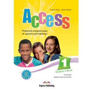 Access 1.    Podręcznik