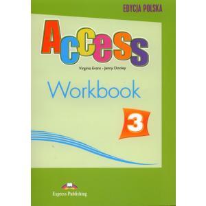 Access 3. Workbook. Wersja Pełna (Materiał Ćwiczeniowy)